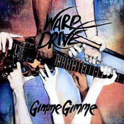 Warp Drive Gimme Gimme Vinyl