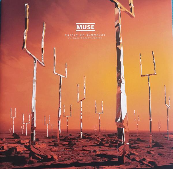 Muse Origin Of Symmetry: XX Anniversary RemiXX Vinyl