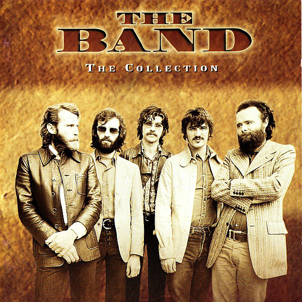 The Band The Collection CD