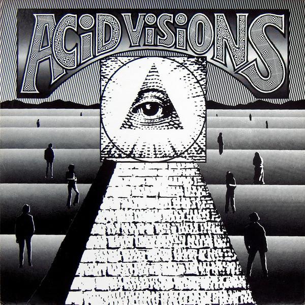 Various Acid Visions Vinyl