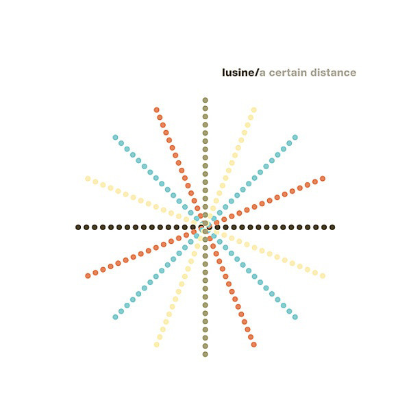Lusine A Certain Distance CD