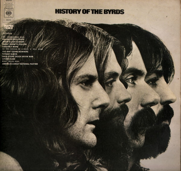 The Byrds History Of The Byrds