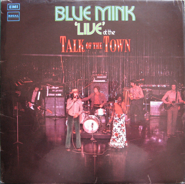 Blue Mink Live At The Talk Of The Town Vinyl