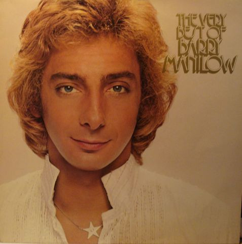 Manilow, Barry The Very Best Of Barry Manilow Vinyl