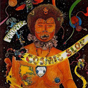 Funkadelic Cosmic Slop Vinyl