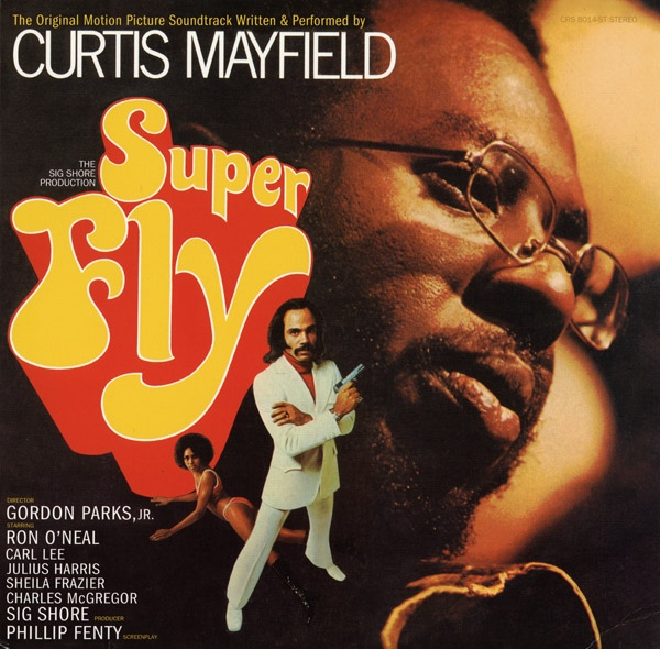 Mayfield, Curtis Super Fly Vinyl
