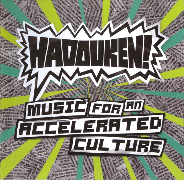 Hadouken! Music For An Accelerated Culture CD