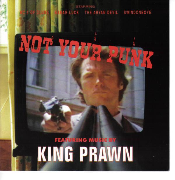King Prawn Not Your Punk Vinyl