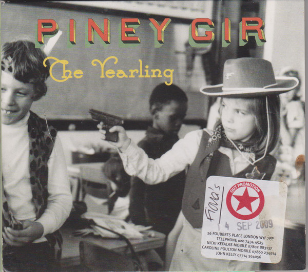 Gir, Piney The Yearling CD