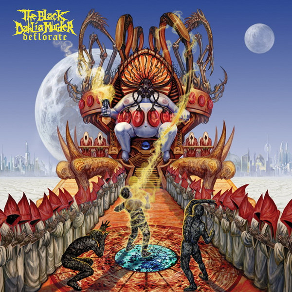 The Black Dahlia Murder Deflorate