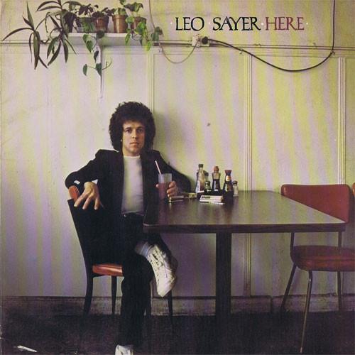 Sayer, Leo Here Vinyl