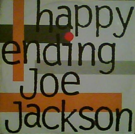 Jackson, Joe Happy Ending Vinyl