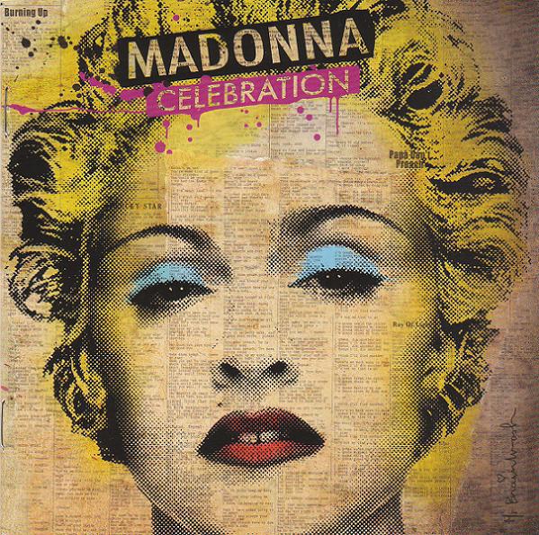 Madonna Celebration CD