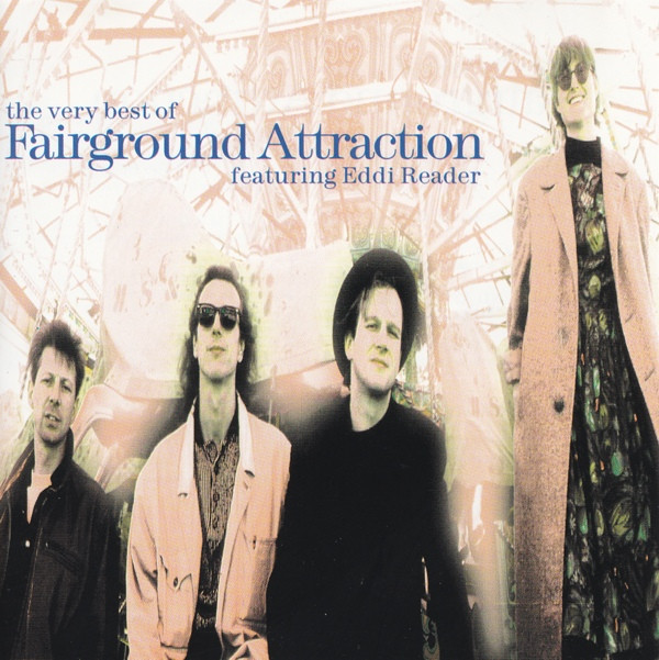Fairground Attraction The Very Best Of CD