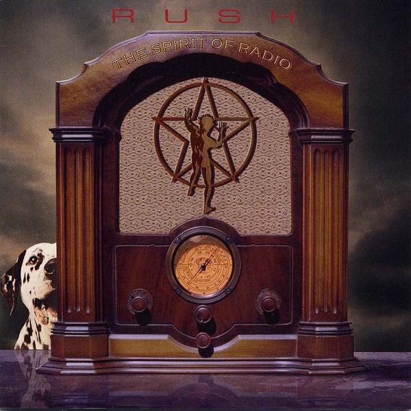 Rush The Spirit Of Radio - Greatest Hits Nineteen Seventy Four -Nineteen Eighty Seven