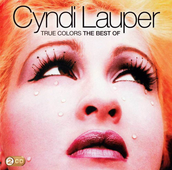 Lauper, Cyndi True Colors - The Best Of