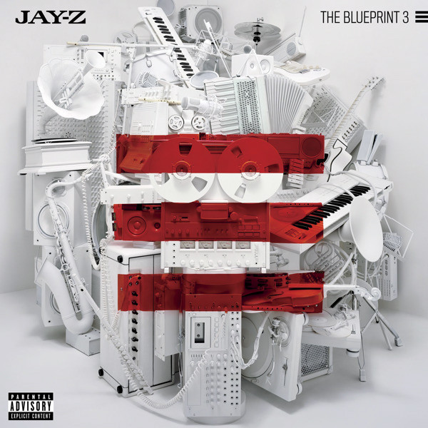 Jay-Z The Blueprint 3 CD