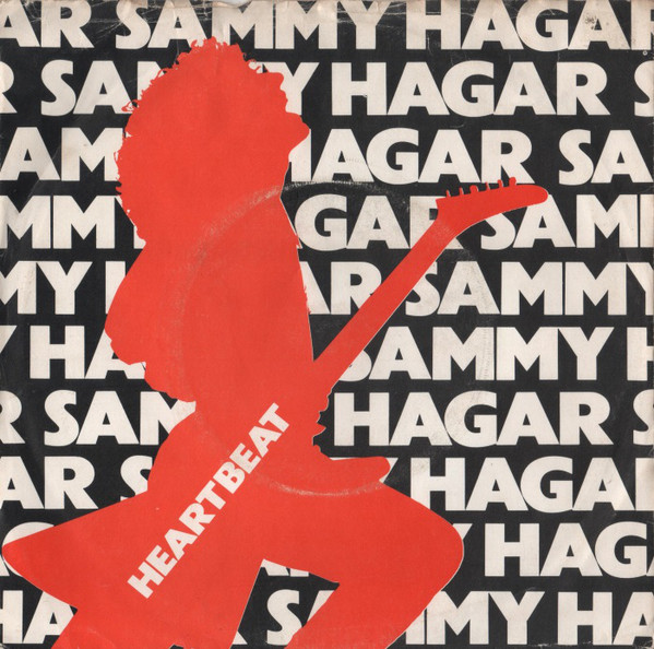 Hagar, Sammy Heartbeat Vinyl