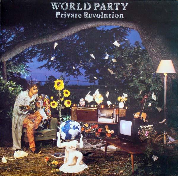 World Party Private Revolution