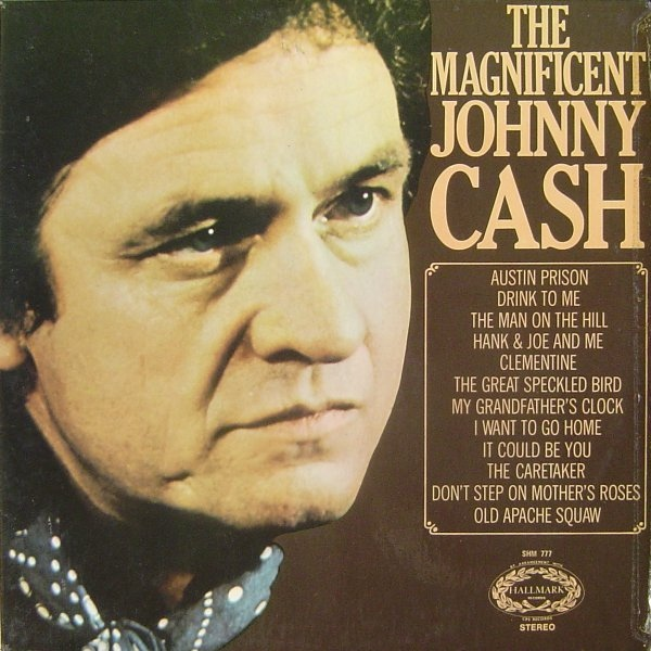 Cash, Johnny The Magnificent Johnny Cash