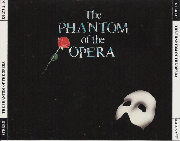 Andrew Lloyd Webber The Phantom Of The Opera Vinyl