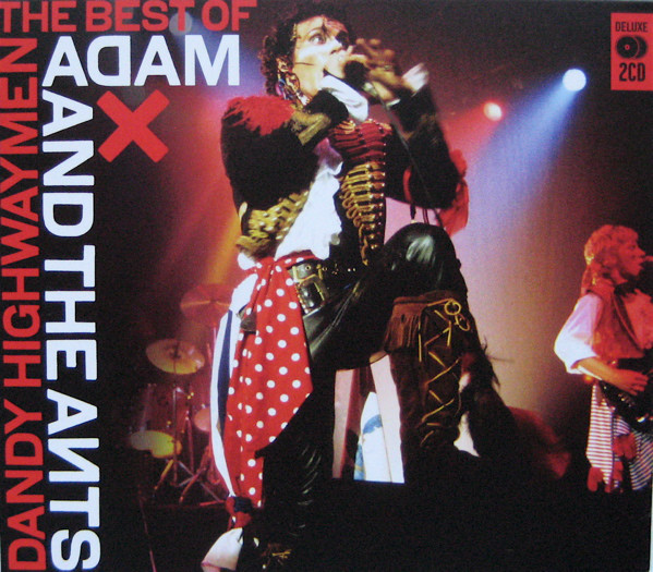 Adam And The Ants Dandy Highwaymen - The Best Of