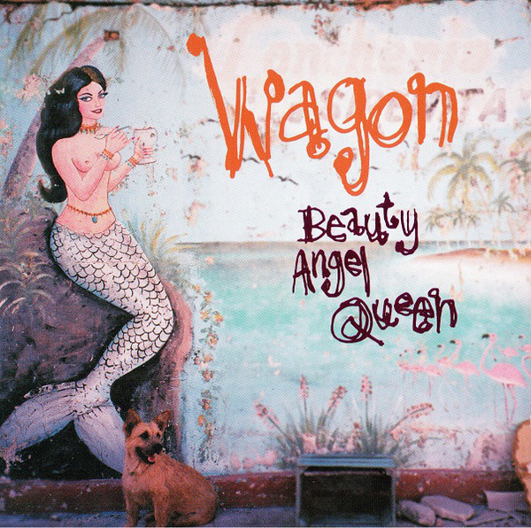 Wagon Beauty Angel Queen
