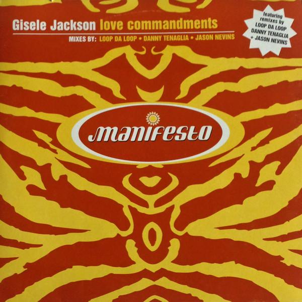 Jackson, Gisele Love Commandments