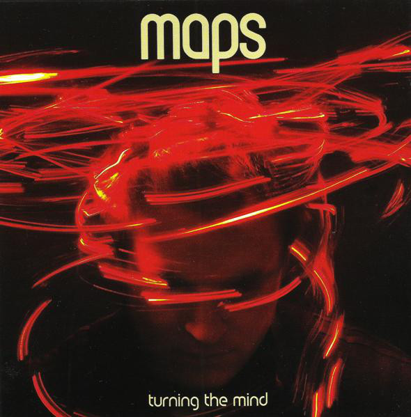 Maps Turning The Mind Vinyl