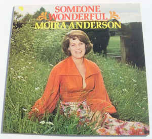 Anderson, Moira Someone Wonderful  Vinyl