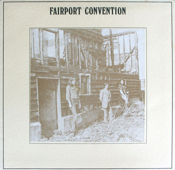 Fairport Convention Angel Delight Vinyl