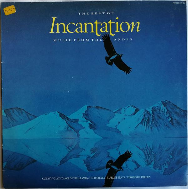 Incantation The Best Of Incantation Vinyl