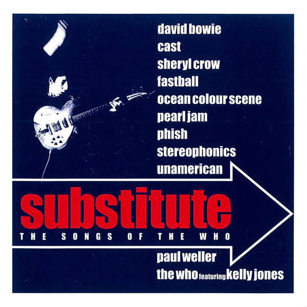 Substitute The Songs Of The Who