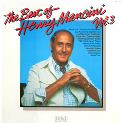 Mancini, Henry The Best Of Henry Mancini Vol. 3 Vinyl