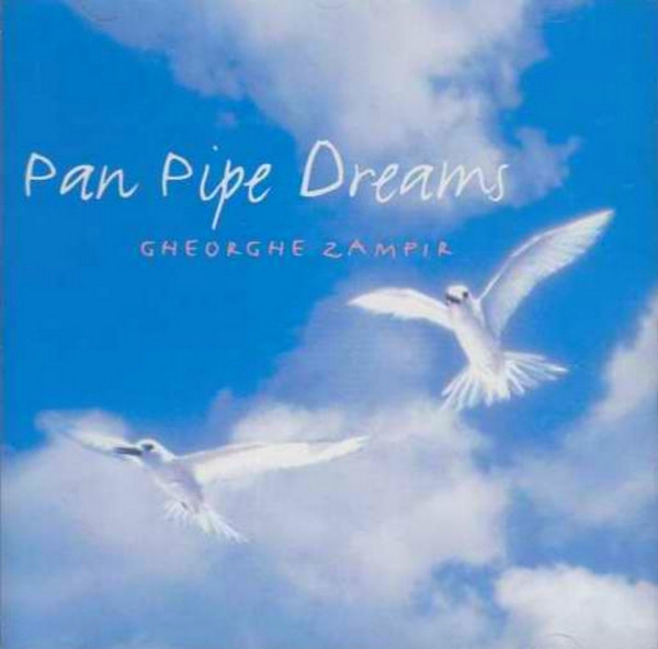 Zampir, Gheorghe Pan Pipe Dreams CD