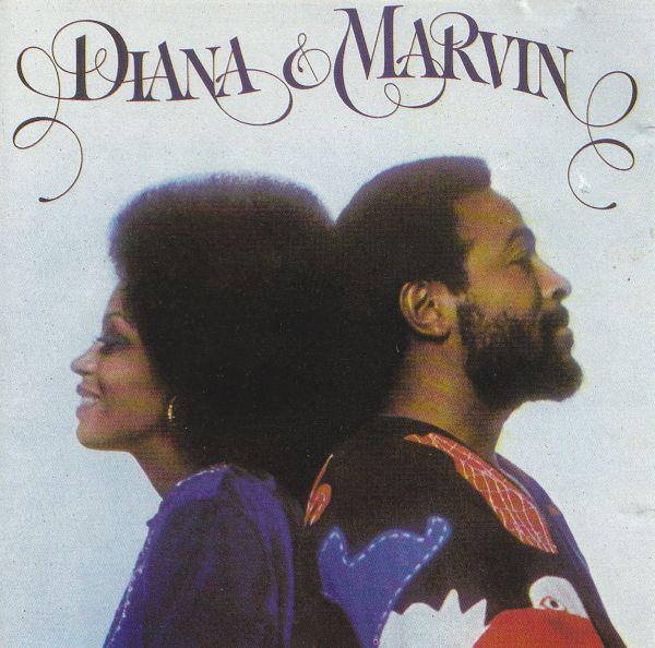 Ross, Diana & Marvin, Gaye Diana & Marvin