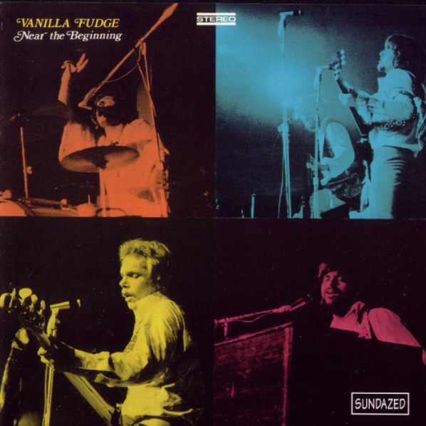 Vanilla Fudge Near The Beginning CD