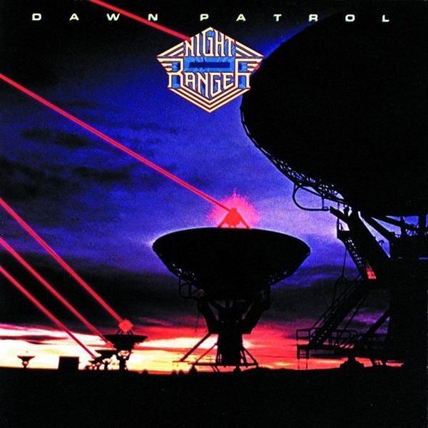 Night Ranger Dawn Patrol Vinyl