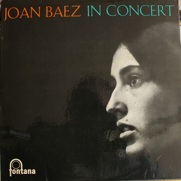 Baez, Joan In Concert