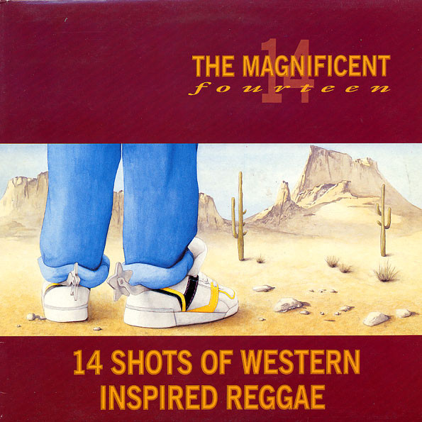 Various The Magnificent Fourteen - 14 Shots Of Western Inspired Reggae