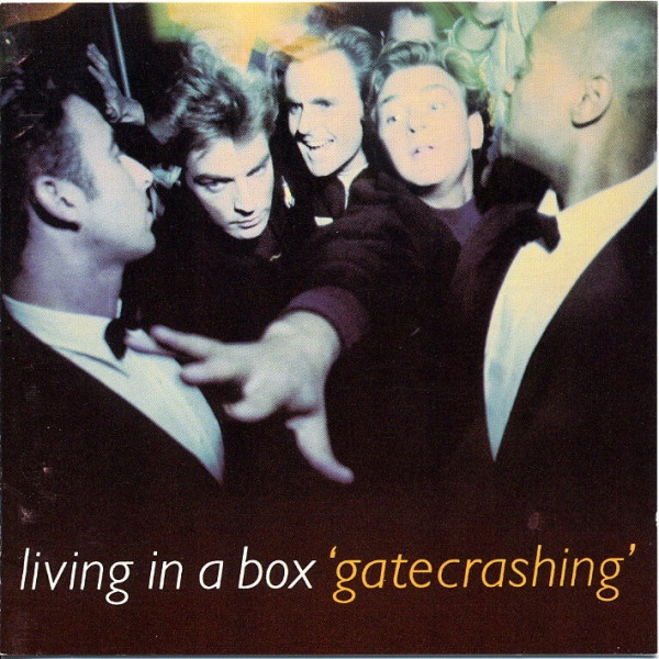 Living In A Box Gatecrashing Vinyl