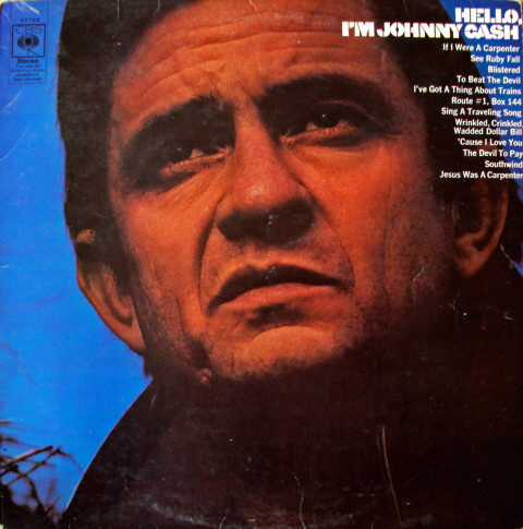 Cash Johnny Hello, I'm Johnny Cash