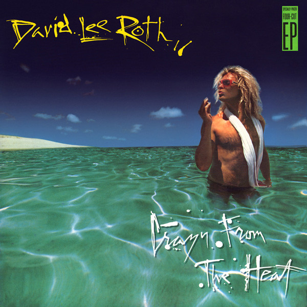 Roth, David Lee Crazy From The Heart Vinyl