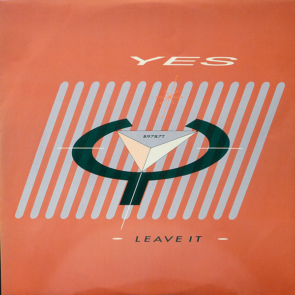 Yes Leave It Vinyl