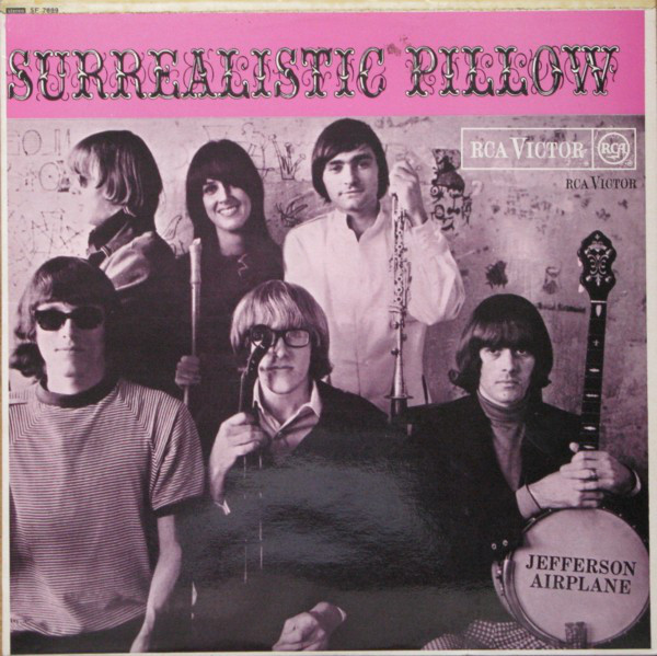 Jefferson Airplane Surrealistic Pillow Vinyl