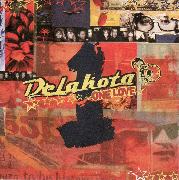 Delakota One Love CD
