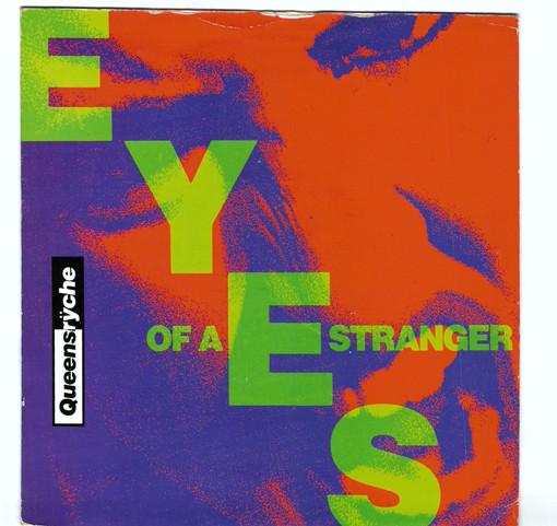 Queensryche Eyes Of A Stranger Vinyl