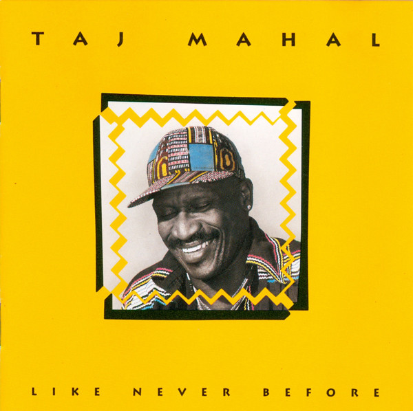 Taj Mahal Like Never Before CD