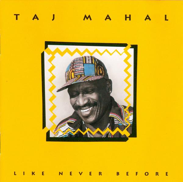 Taj Mahal Like Never Before Vinyl