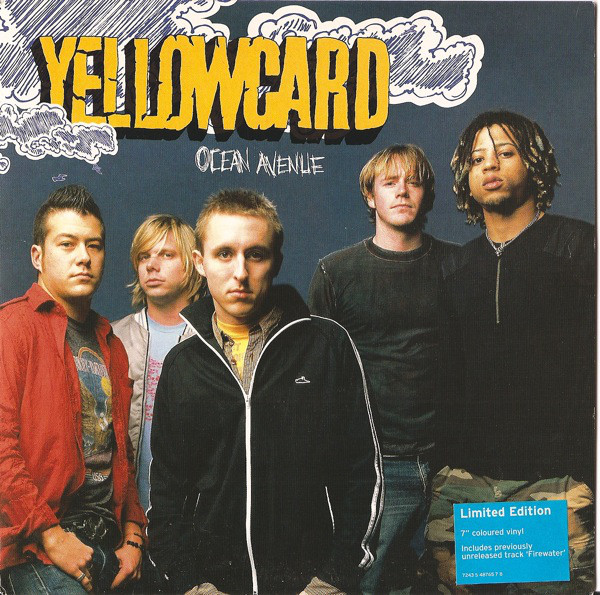 Yellowcard Ocean Avenue